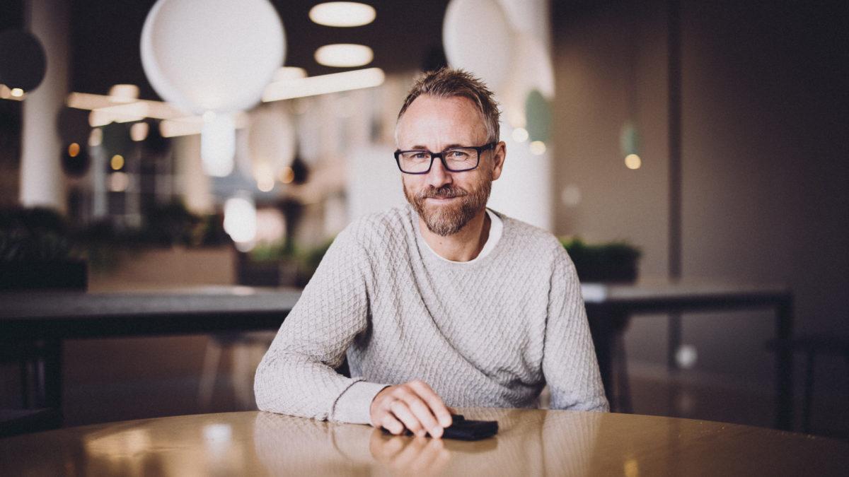 Fotografi av Øystein Tveite